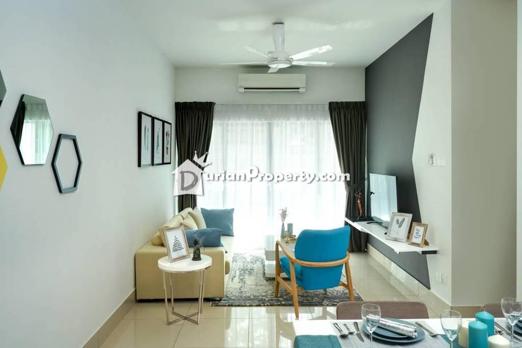 Condo For Sale at Razak City Residences, Taman Sungai Besi