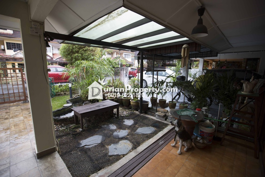 Terrace House For Sale at Taman Bukit Mulia, Bukit Antarabangsa