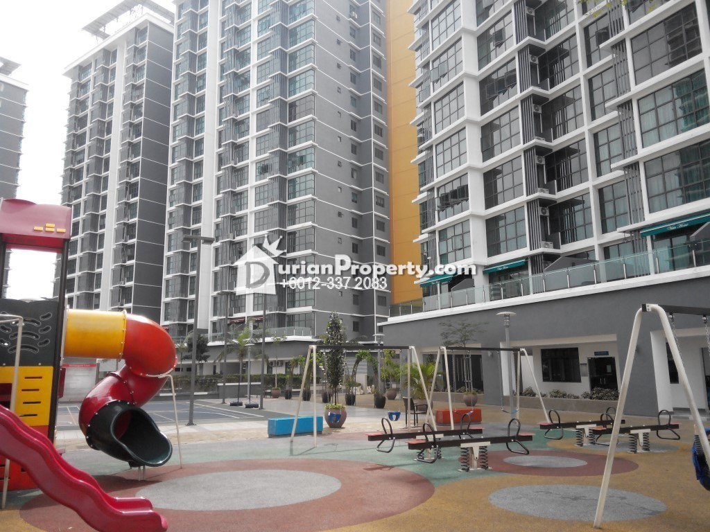 Apartment For Sale at Vista Alam, Shah Alam