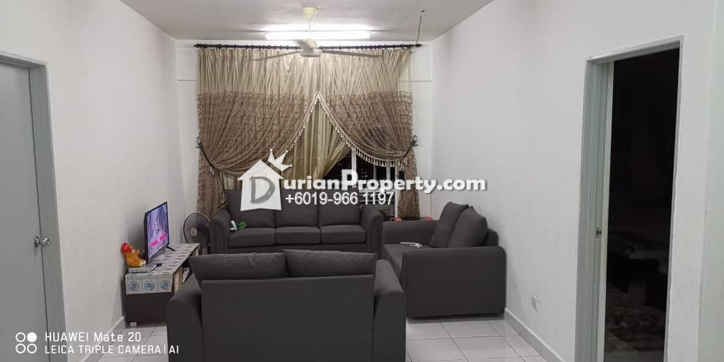 Condo For Sale at M3 Residency, Gombak Setia
