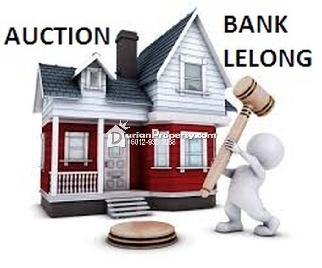 Terrace House For Auction at Bandar Baru Sri Petaling, Sri Petaling