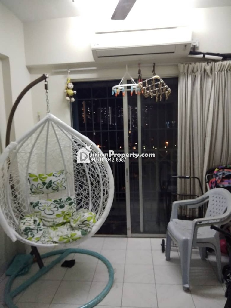Apartment For Rent at Arena Green, Bukit Jalil