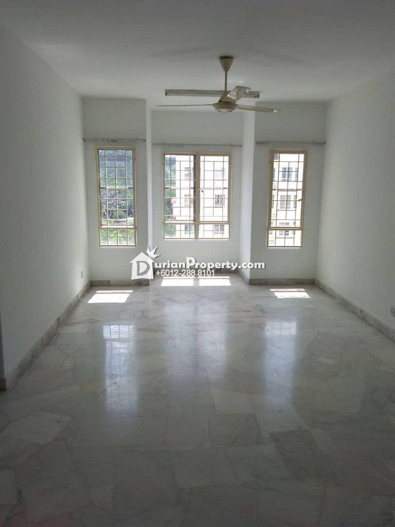 Apartment For Rent at D'Kiara Apartment, Pusat Bandar Puchong