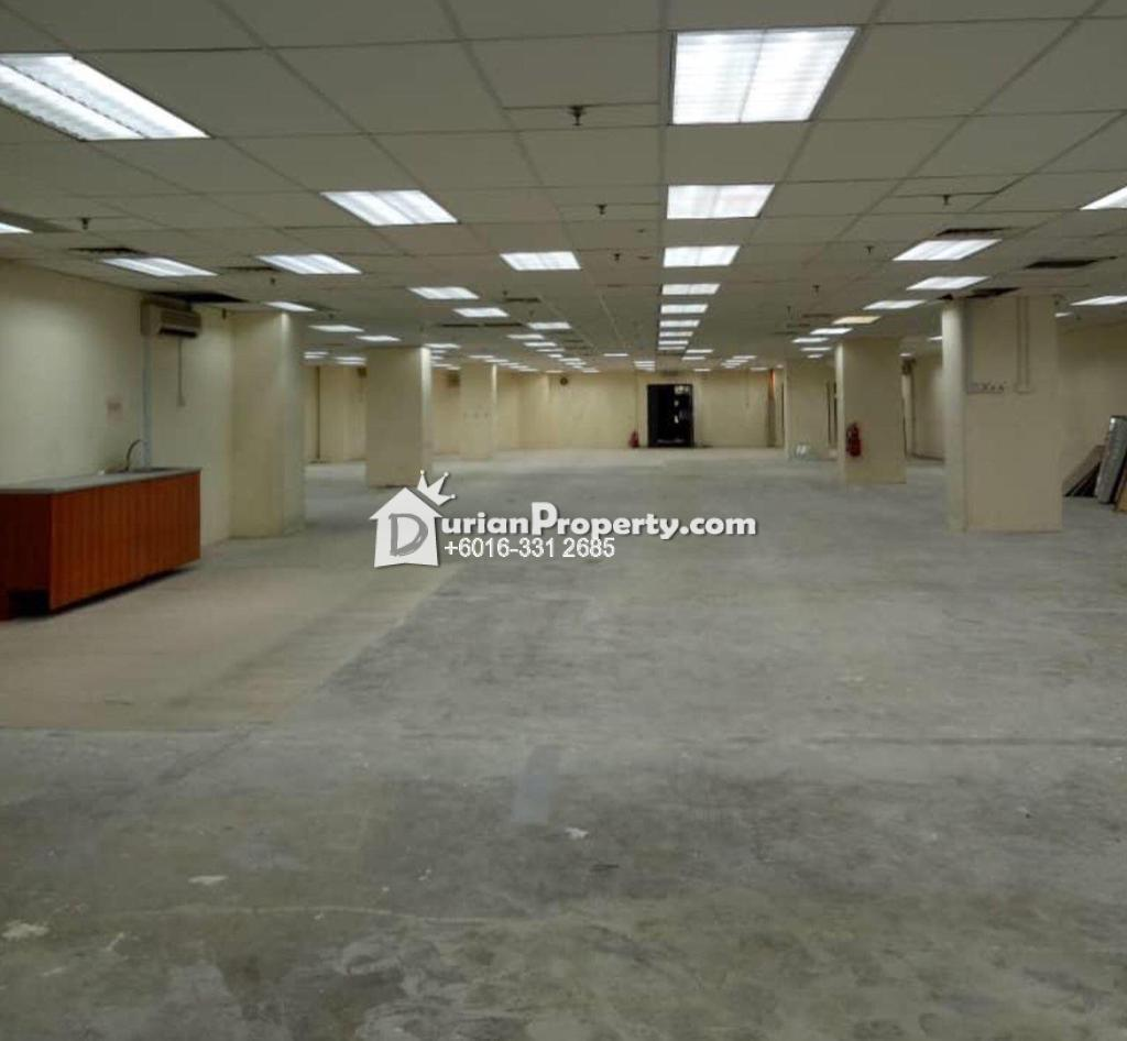 Office For Rent at Plaza Hamodal, Section 13