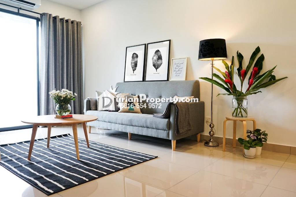 Condo For Sale at Solaris Mont Kiara, Mont Kiara