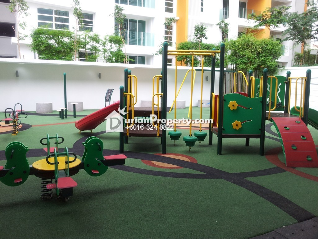 Serviced Residence For Rent at The Zest, Bandar Kinrara