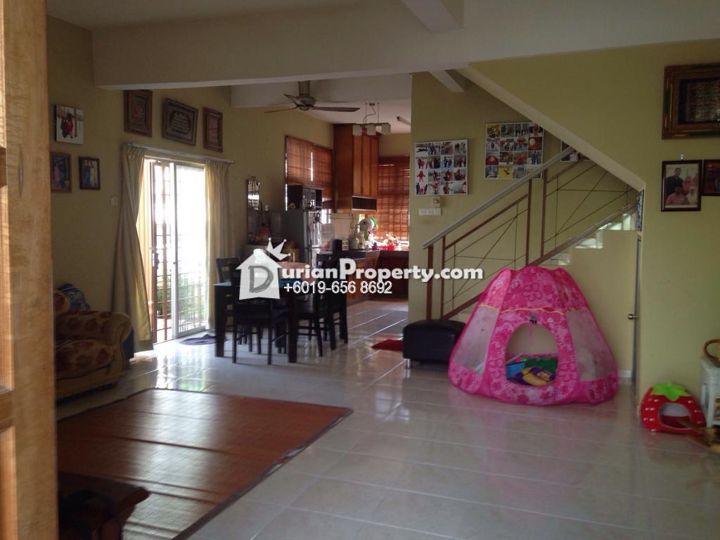 Terrace House For Sale at Taman Bukit Katil Indah, Bukit Katil
