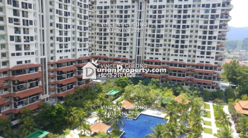 Condo Duplex For Sale at Armanee Condominium, Damansara Damai