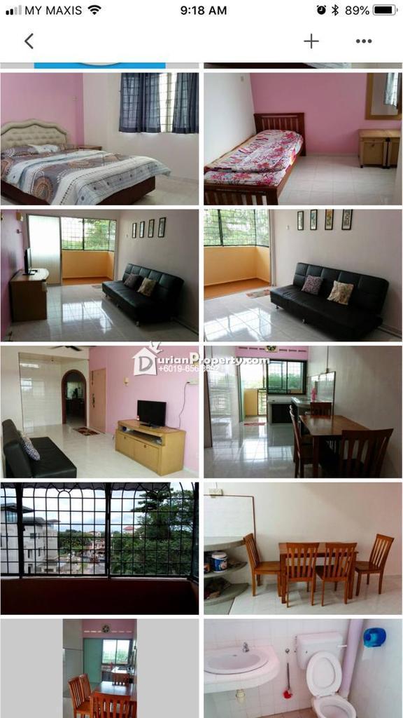 Terrace House For Sale at Taman Pokok Mangga, Melaka