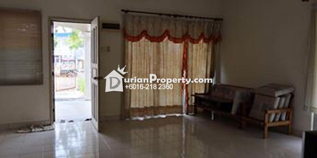 Terrace House For Sale at Taman Alam Jaya, Bandar Puncak Alam