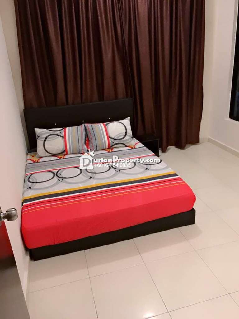 Serviced Residence For Sale at The Garden Residences, Skudai