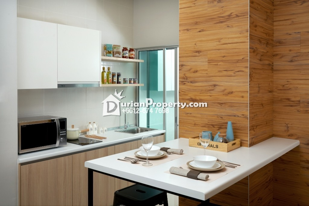 Condo For Sale at Razak City Residences, Taman Sungai Besi