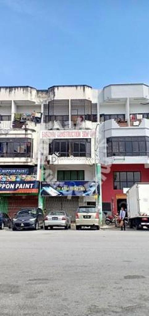 Shop Apartment For Rent at Taman Sri Batu Caves, Batu Caves