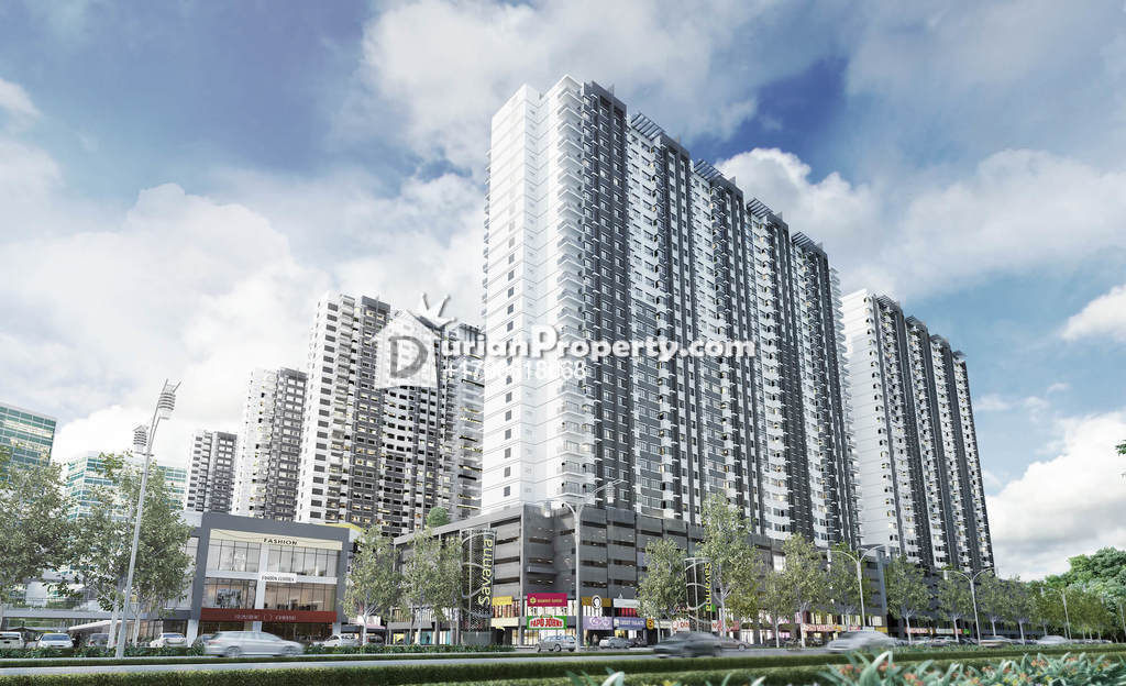 Apartment For Auction at SAVANNA Executive Suite Southville City, Bangi