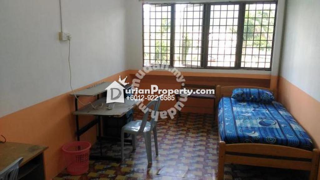 Shop Apartment For Rent at Taman Anggerik Desa, Tanjung Malim