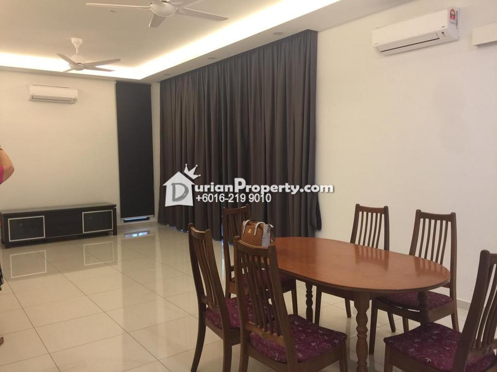 Cluster For Rent at Eco Botanic, Nusajaya