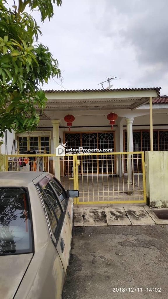 Terrace House For Auction at Taman Sri Pengkalan, Ipoh