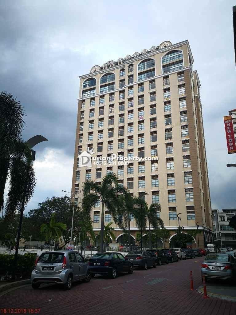 Condo For Auction at Pinnacle, Petaling Jaya