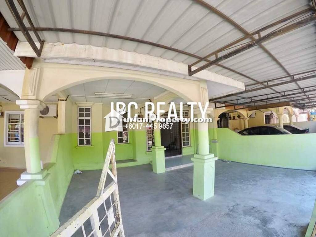 Terrace House For Sale at Taman Bertam Indah, Kepala Batas