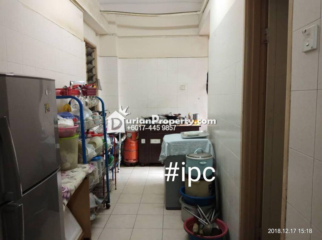 Apartment For Sale at Pangsapuri Delima Intan, Juru