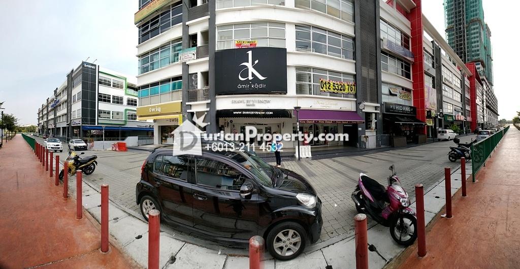 Shop Office For Sale at Plaza Paragon Point, Bandar Baru Bangi