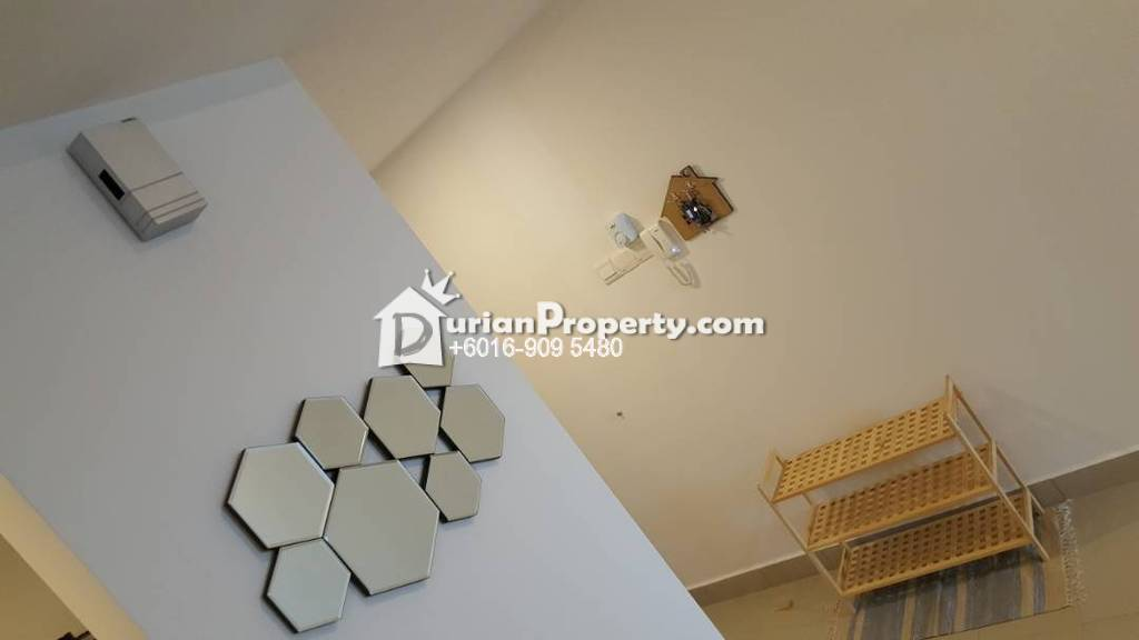 Apartment For Rent at Alami Residence, Shah Alam
