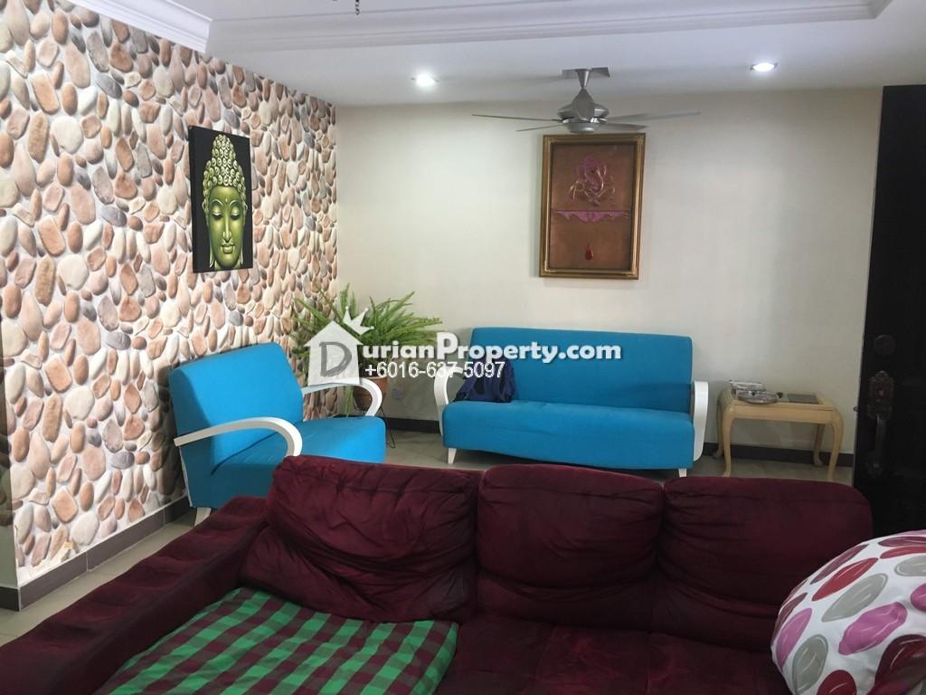 Terrace House For Sale at Taman Jelok Indah, Kajang