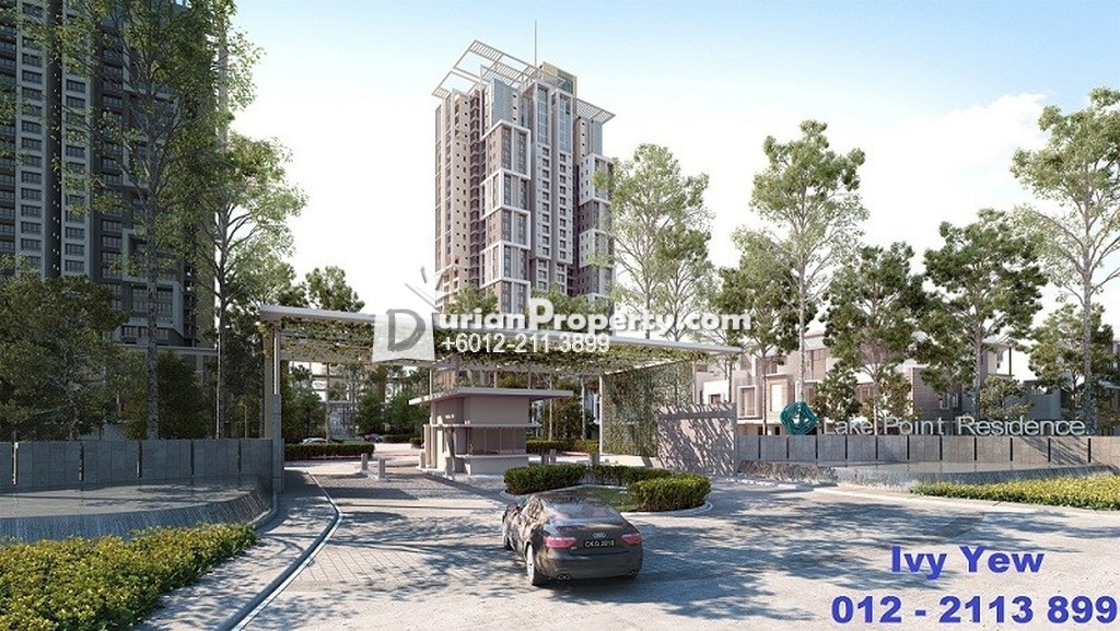 Condo For Sale at Lake Point Residences, Cyberjaya