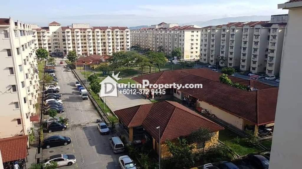 Apartment For Rent at Subang Suria Apartment, Shah Alam