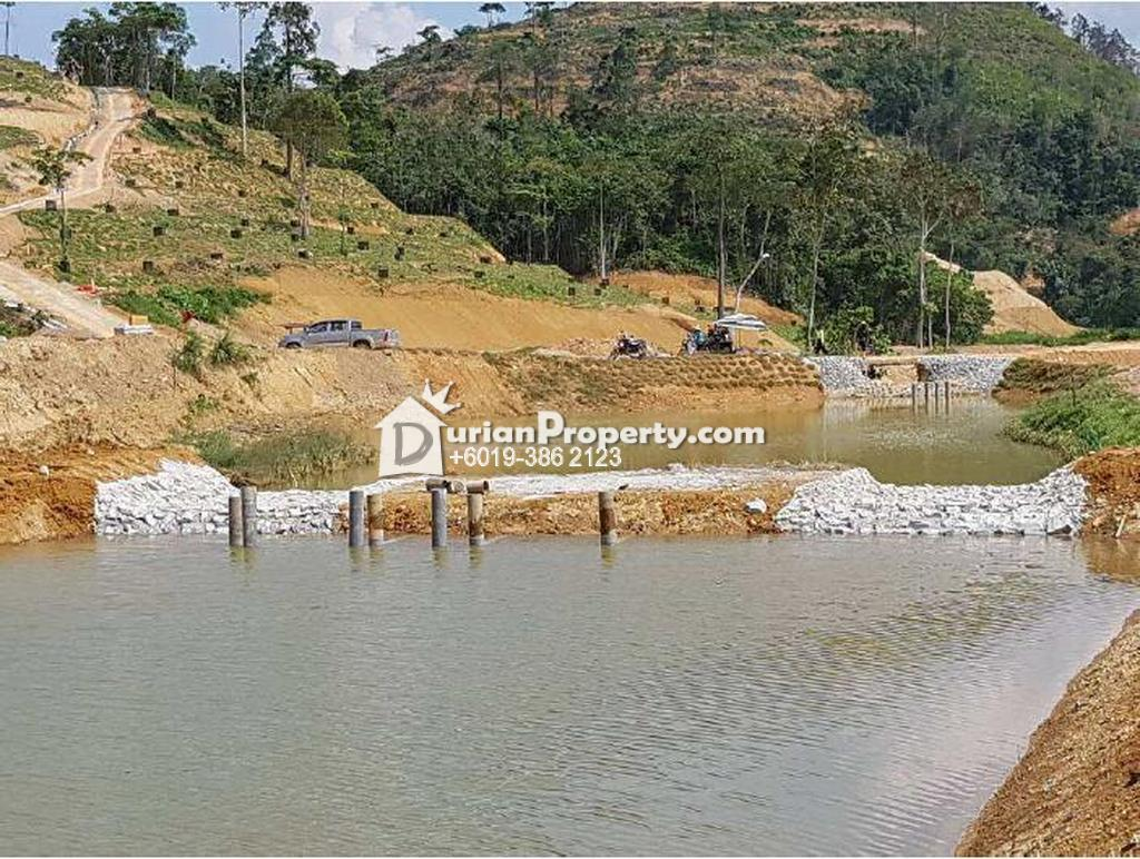 Agriculture Land For Sale at Karak, Pahang