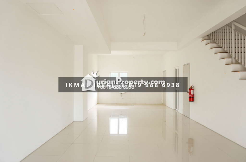 Terrace House For Rent at Cybersouth, Dengkil