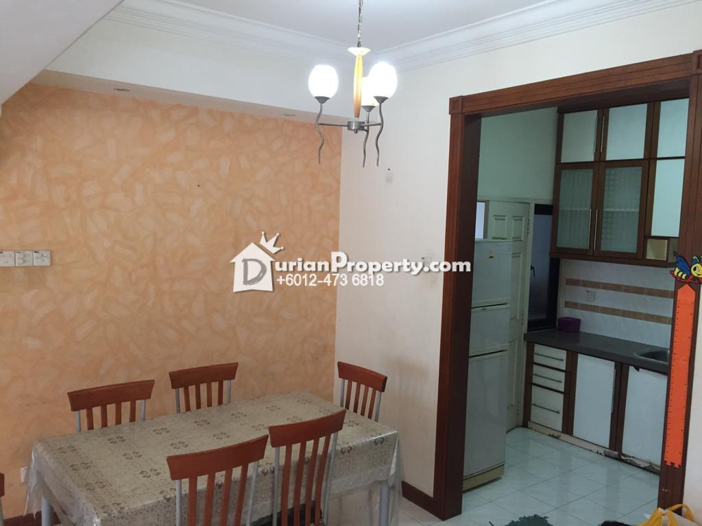 Apartment For Rent at Lakeside Tower, Bukit Jambul