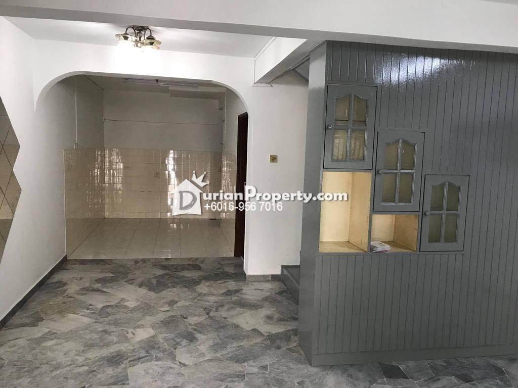 Terrace House For Rent at Taman Sri Bahagia, Cheras South