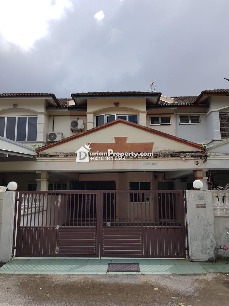 Terrace House For Rent at Taman Seri Galing, Kuantan