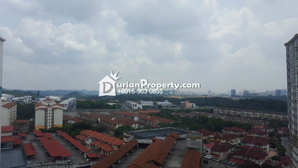 Apartment For Rent at Vista Impiana, Taman Bukit Serdang