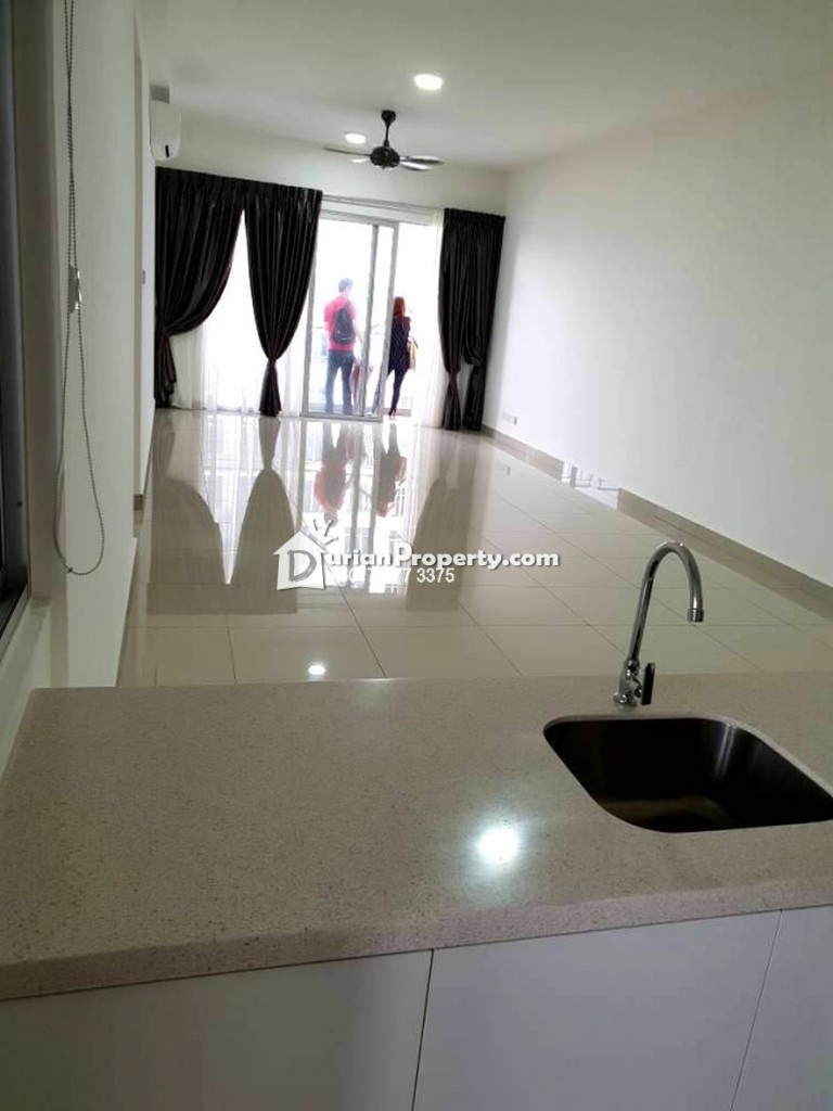 Condo For Rent at Villa Crystal, Segambut