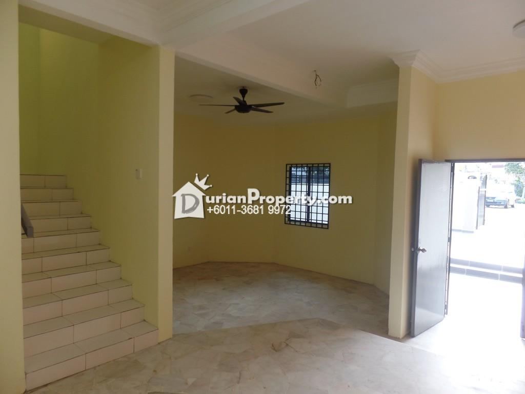 Terrace House For Sale at Taman Skudai Baru, Skudai