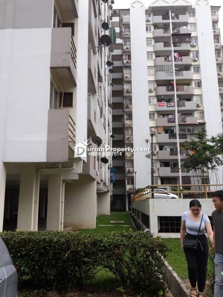 Condo For Sale at Miharja Condominium, Cheras