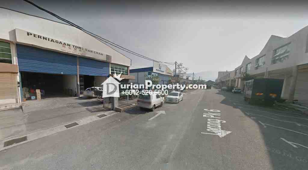 Terrace Factory For Auction at Taman Kamunting Perdana, Perak