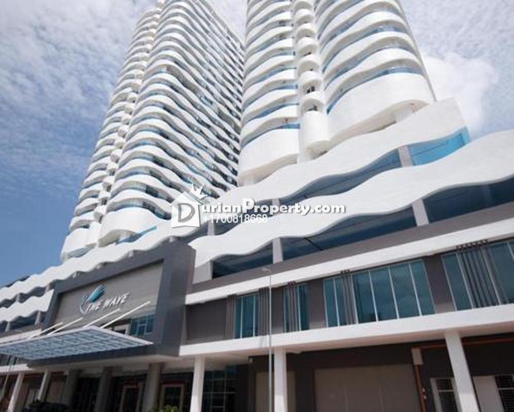 Serviced Residence For Auction at Kota Laksamana, Bandar Melaka