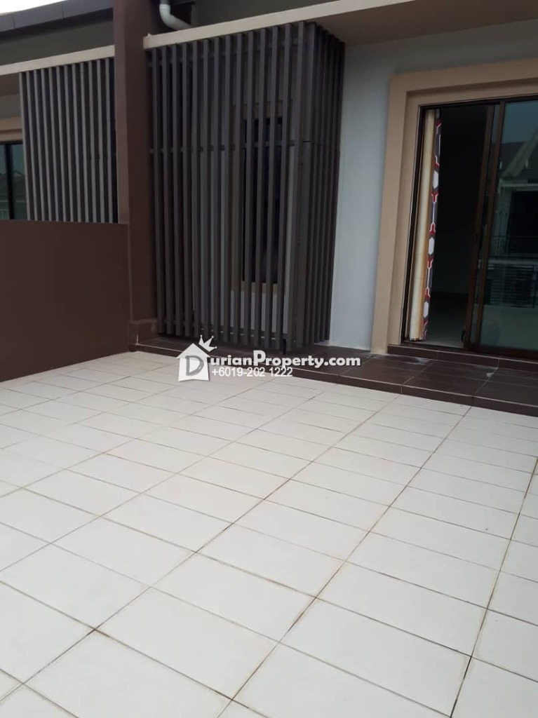 Terrace House For Sale at Citra hill, Mantin