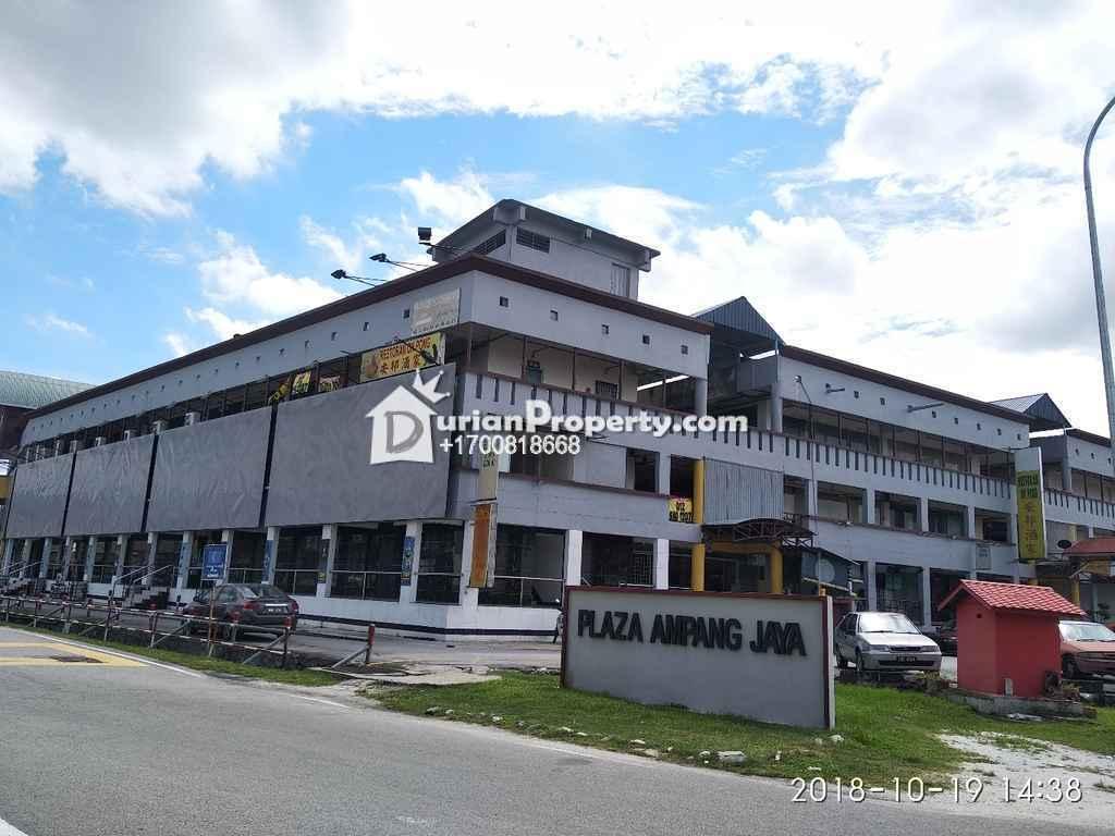 Shop For Auction at Plaza Ampang Jaya, Ampang Mewah