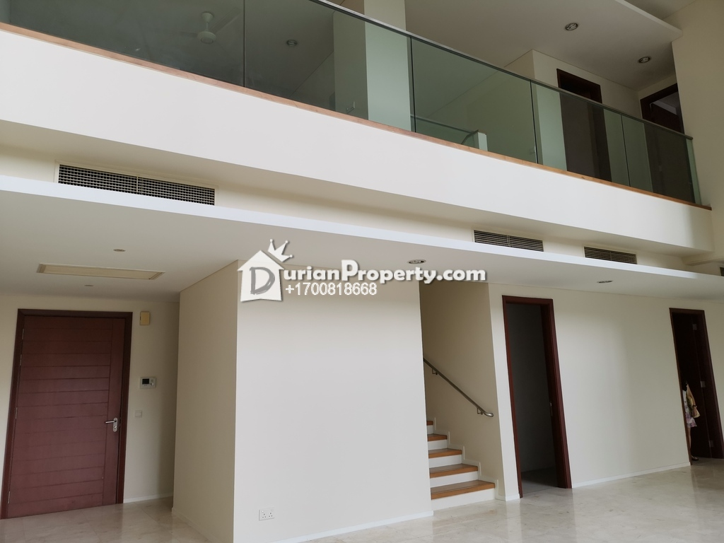 Condo Duplex For Sale at Dua Residency, KLCC