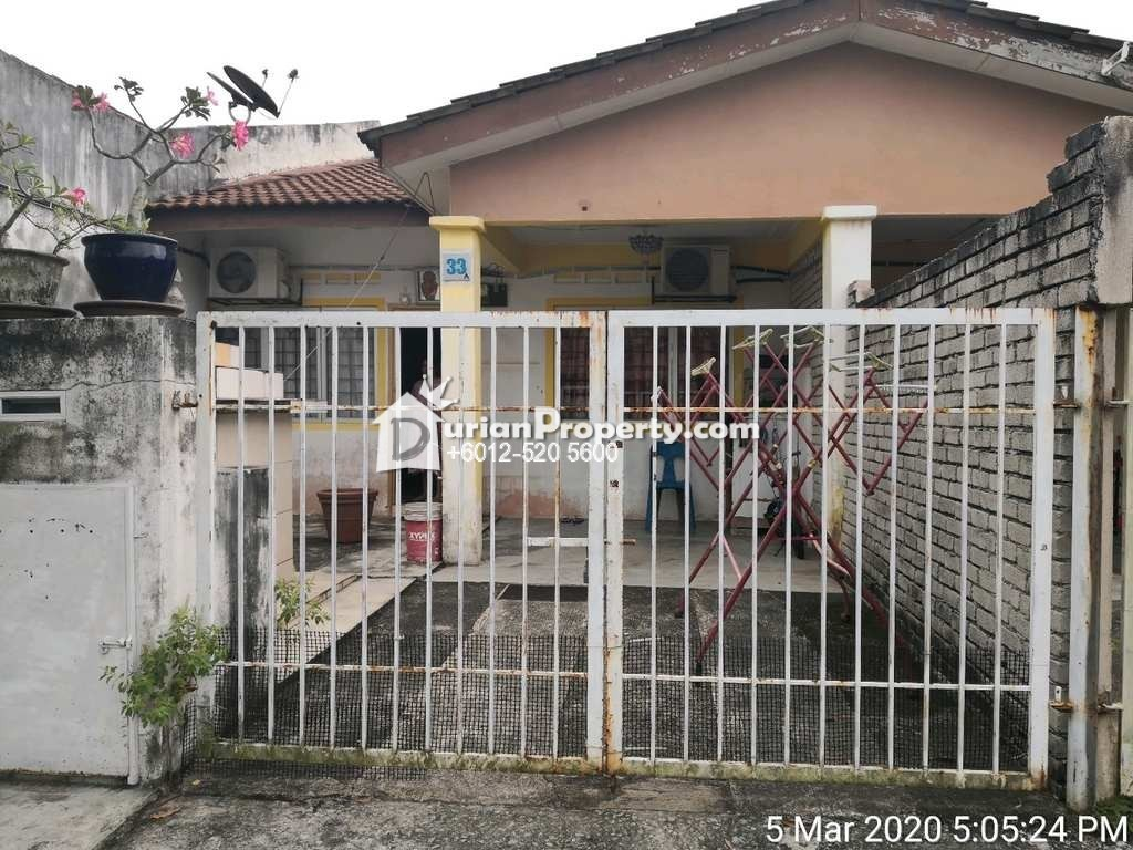 Terrace House For Auction at Desa Kundang, Rawang