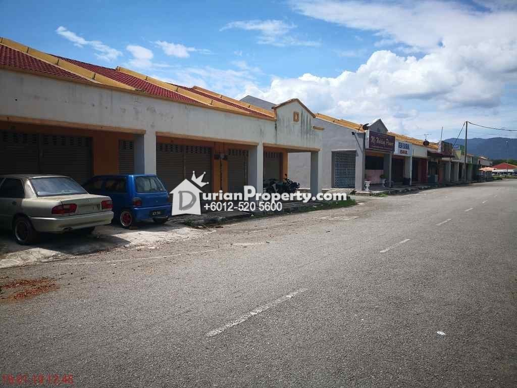 Shop For Auction at Taman Klebang Putra, Chemor