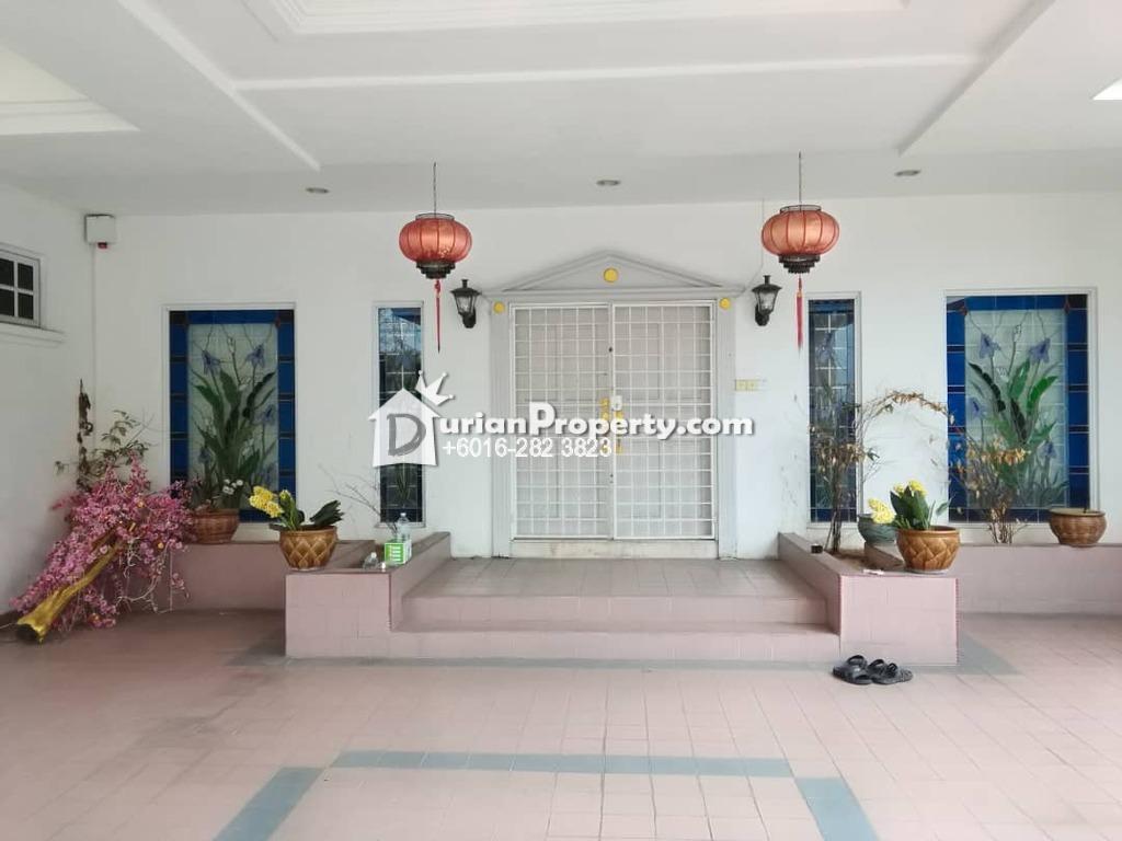 Bungalow House For Sale at SS3, Kelana Jaya