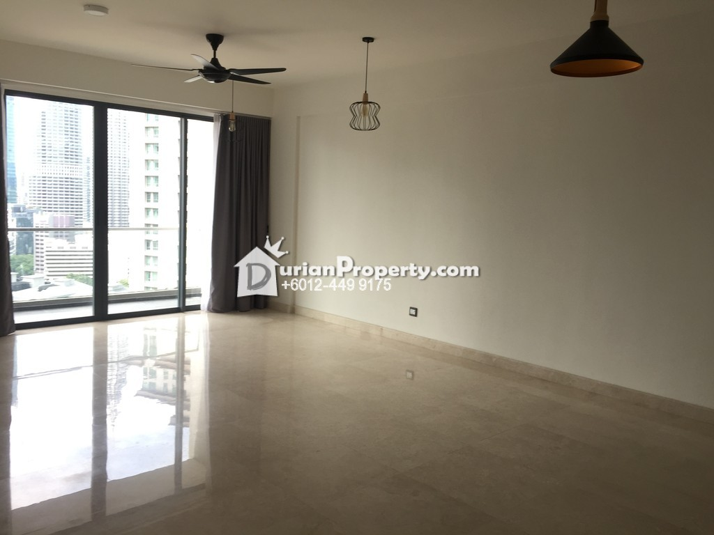 Serviced Residence For Rent at KL Trillion, KLCC