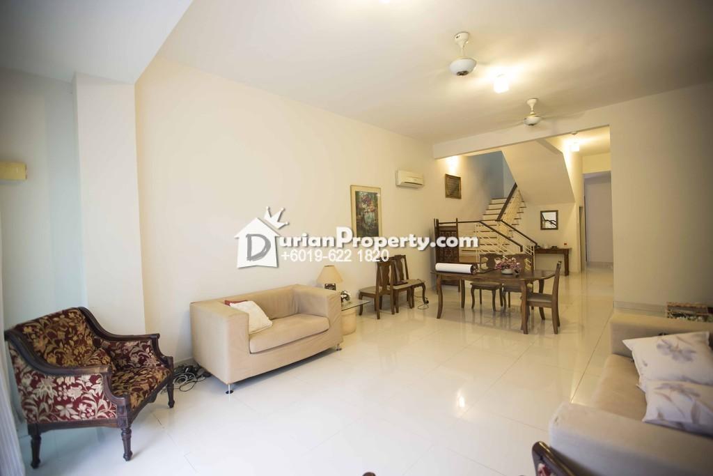 Terrace House For Rent at Denai Alam, Shah Alam