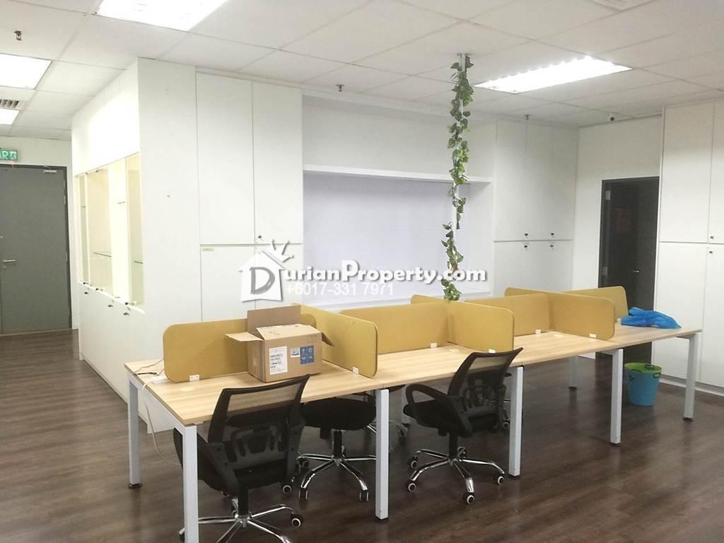 Office For Rent at KL Gateway, Bangsar South