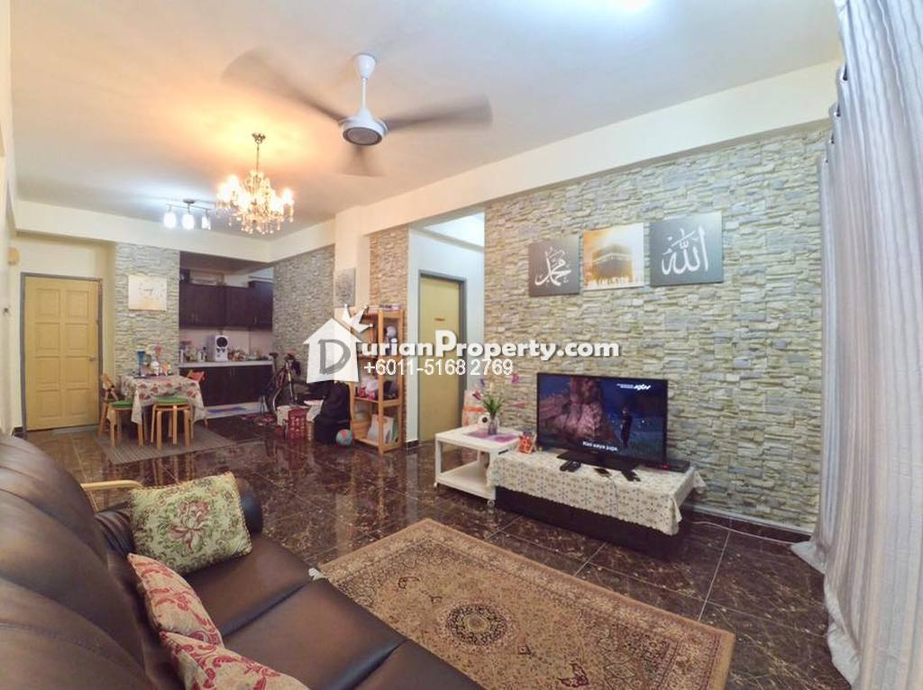 Apartment For Sale at Amazing Heights, Klang